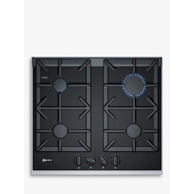 NEFF T26TA49N0 Gas Hob   Black  Black - 4242004203445