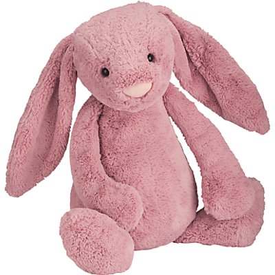 Jellycat Bashful Bunny Soft Toy, Really Big, Pink