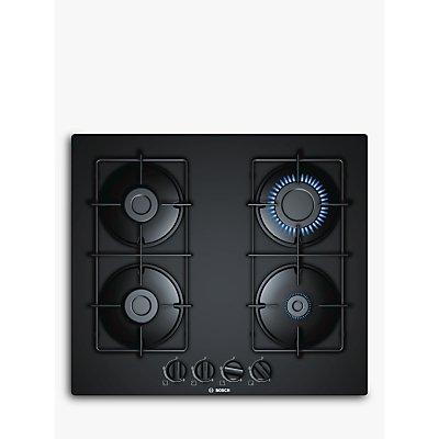 Bosch PNP6B6B80 Gas Hob  Black - 4242002928036