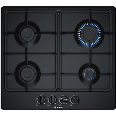 Bosch PGP6B6B60 Gas Hob  Black - 4242002930350