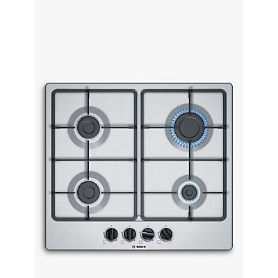 Bosch PGP6B5B60 Gas Hob  Stainless Steel - 4242002955346