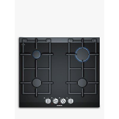Siemens ER6A6PD70 StepFlame Gas Hob  Black - 4242003742754