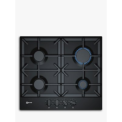 NEFF T26DS49S0 Gas Hob   Black  Black - 4242004203414