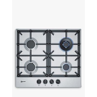 NEFF T26DS59N0 Gas Hob   Stainless Steel  Stainless Steel - 4242004203438