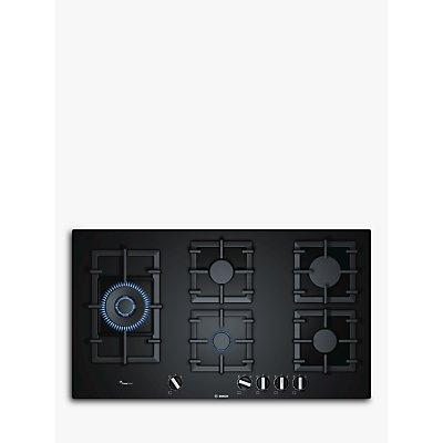 Bosch Serie 6 PPS9A6B90 Gas Cooker  Black - 4242002915067