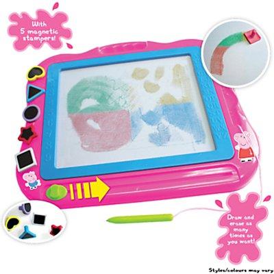 Peppa Pig Magnetic Scribbler Toy