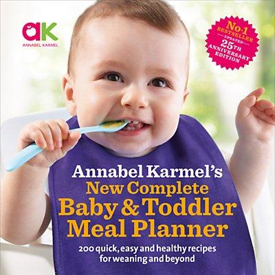 Annabel Karmel Complete Meal Planner