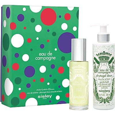 Sisley Eau De Campagne Eau de Toilette  100ml Fragrance Gift Set - 3473311991133