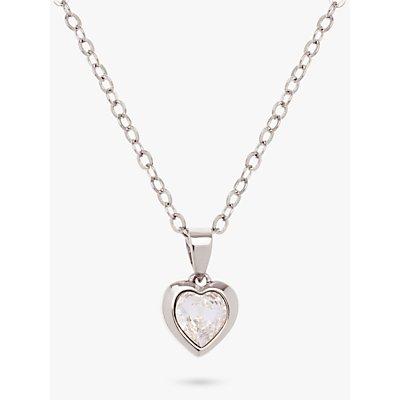 Ted Baker Hannela Swarovski Crystal Heart Necklace - 5055336357972