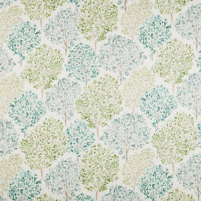 John Lewis   Partners Leckford Trees Furnishing Fabric  Multi - 23891647
