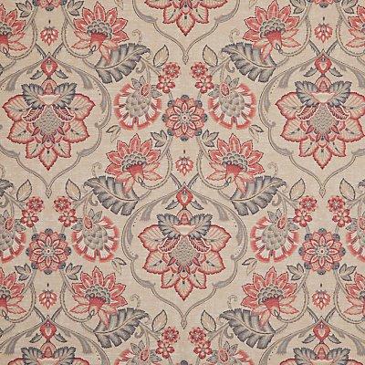 John Lewis Amesbury Weave Furnishing Fabric  Pink - 23891395