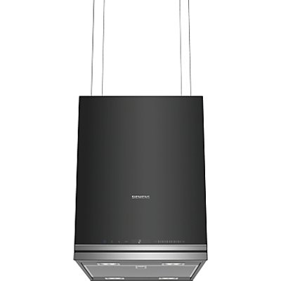 Siemens iQ700 Cube LF31IVV60 Island Cooker Hood  Black - 4242003761380