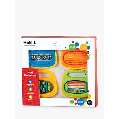 Halilit Rhythm Pals Musical Instrument Set