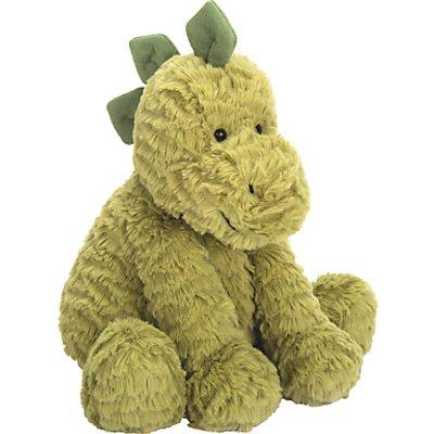 Jellycat Fuddlewuddle Dino Soft Toy, Medium
