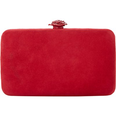 Dune Bloved Clasp Clutch  Red - 5057137814845