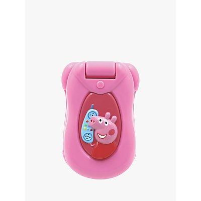 Peppa Pig Peppa's Flip and Learn Phone