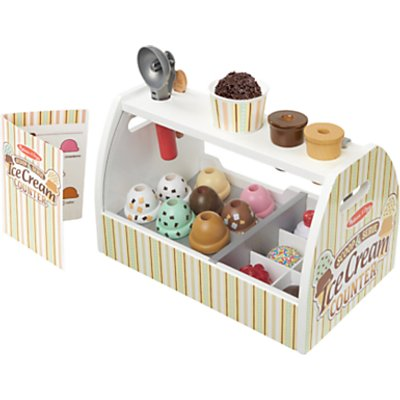 Melissa & Doug Scoop And Serve Ice Cream Counter
