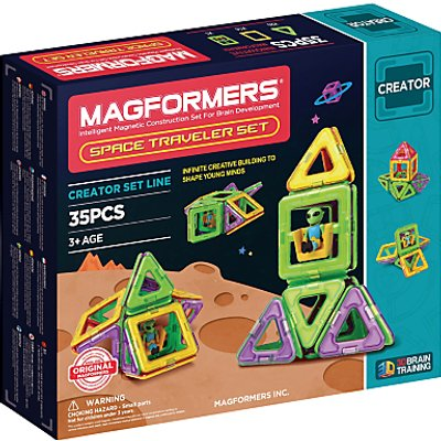 Magformers Creator Space Travel Set