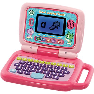 LeapFrog 2-in-1 Leaptop Touch Laptop