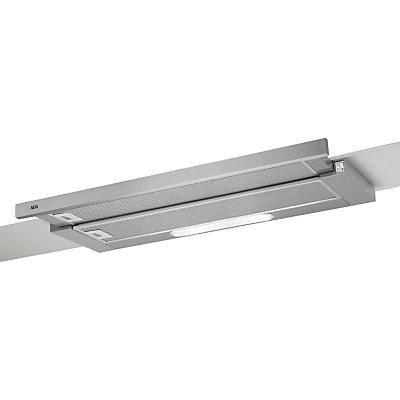 AEG DPB2920M Telescopic Cooker Hood   Silver  Silver - 7332543532933