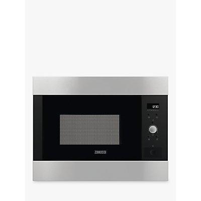 Zanussi ZBM26642XA Microwave, Stainless Steel