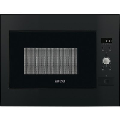 Zanussi ZBM26642BA Microwave Oven, Black