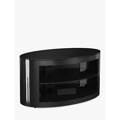 AVF Affinity Premium Buckingham 800 TV Stand For TVs Up To 40, Black