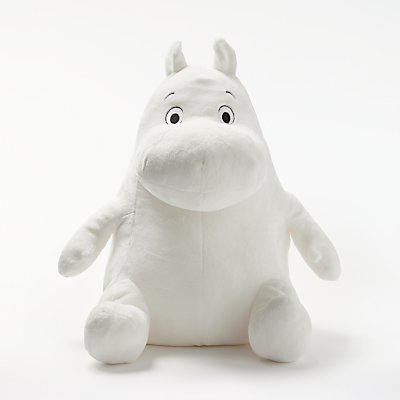 The Moomins Moomin Plush Soft Toy, Medium