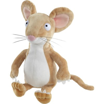 The Gruffalo Mouse Plush Soft Toy, Medium