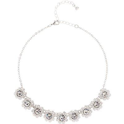 Ted Baker Siero Swarovski Crystal Daisy Lace Necklace - 5055336356159