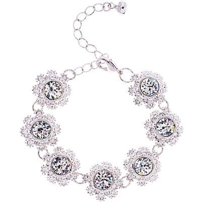 Ted Baker Seah Swarovski Crystal Daisy Lace Bracelet - 5055336356234