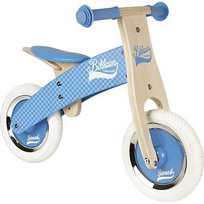 Janod Wooden Balance Bike