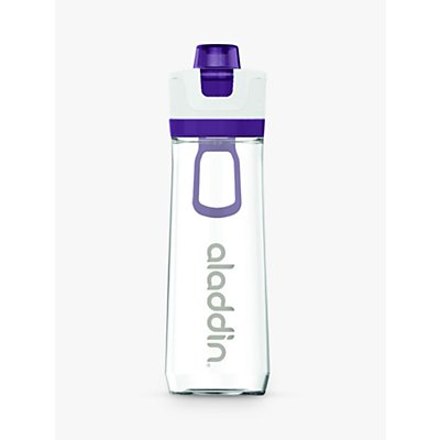 Aladdin Active Hydration Tracker Water Bottle, 800ml