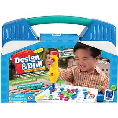 Educational Insights Design & Drill Take Along Tool Kit
