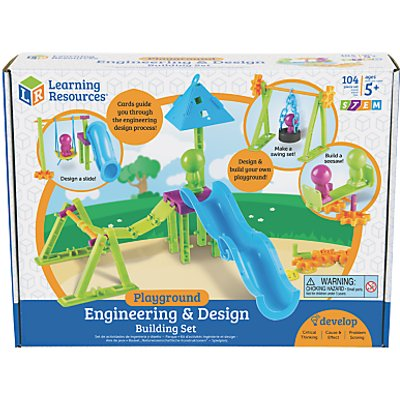 Learning Resources STEM Engineering & Design Building Set