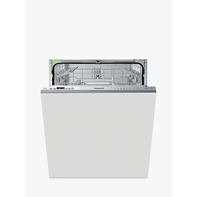 Hotpoint HIO 3T1239 E Integrated Dishwasher  White - 5054645537334