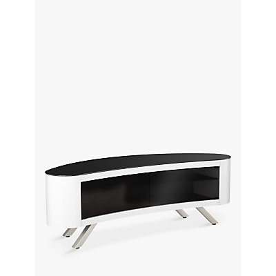 AVF Affinity Premium Bay 1500 Curved TV Stand For TVs Up To 70