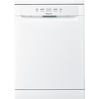 Hotpoint HFC2B19UK 13 Place Setting Dishwasher In White - 5054645053100