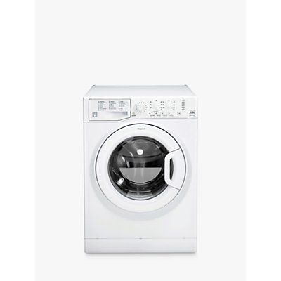 Hotpoint FDL9640PUK Aquarius Washer Dryer, 9kg Wash/6kg Dry Load, A Energy Rating, 1400rpm Spin, White