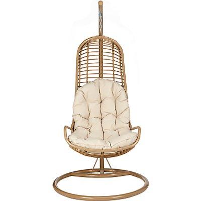 John Lewis & Partners Cabana Hanging Pod Garden Chair