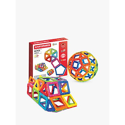 Magformers Standard 62 Piece Construction Set