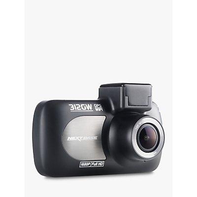 Nextbase Dash Cam 312GW, 1080p HD, with Wi-Fi & GPS