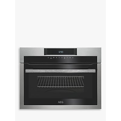 AEG KME721000M Microwave Oven with Grill, Stainless Steel