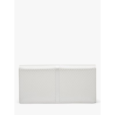 Rainbow Club Carmella Clutch Bag, Ivory