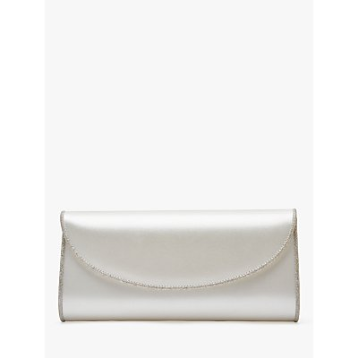 Rainbow Club Viki Clutch Bag, Ivory