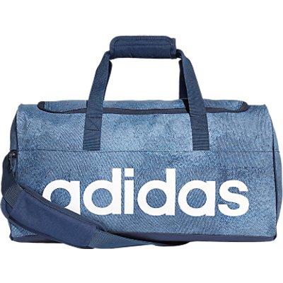 adidas Linear Performance Duffel Bag  Medium  Raw Steel - 4060509771630