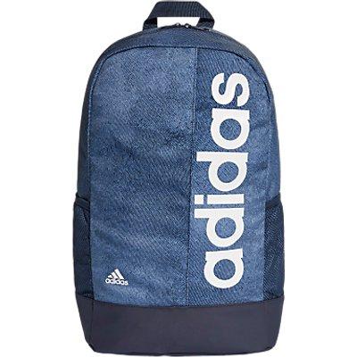adidas Linear Performance Backpack  Raw Steel - 4060509793007