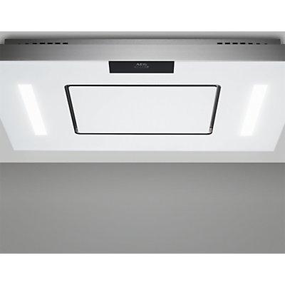 AEG DCK0270HG Ceiling Cooker Hood  Stainless Steel - 7332543519804