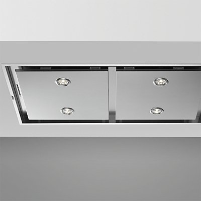 AEG DCE3960HM Ceiling Cooker Hood  Stainless Steel - 7332543520435