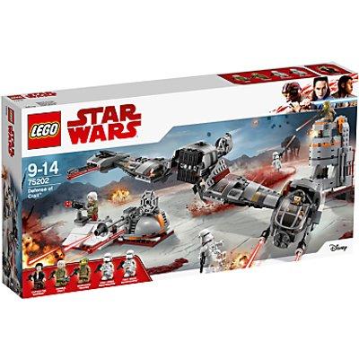 LEGO Star Wars: The Last Jedi 75202 Defense of Crait